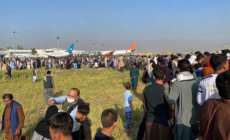 Кабул аэро 2