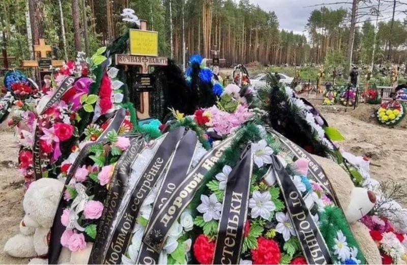 тюмень похороны