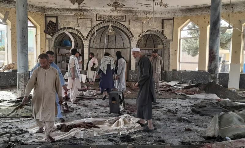 Афганистан мечеть