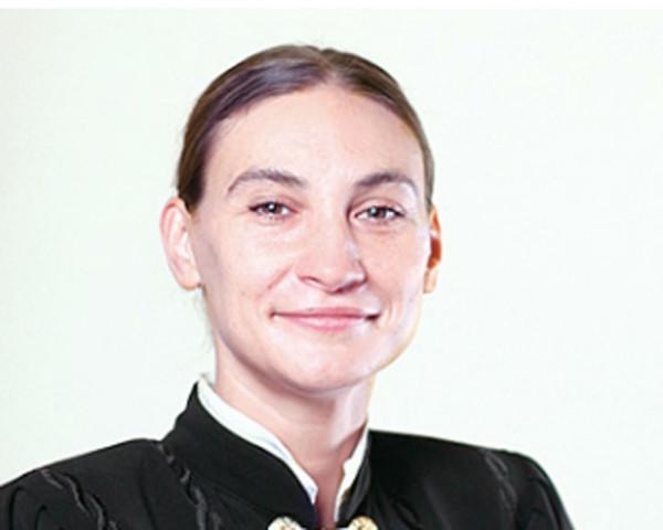 Судья Баранова