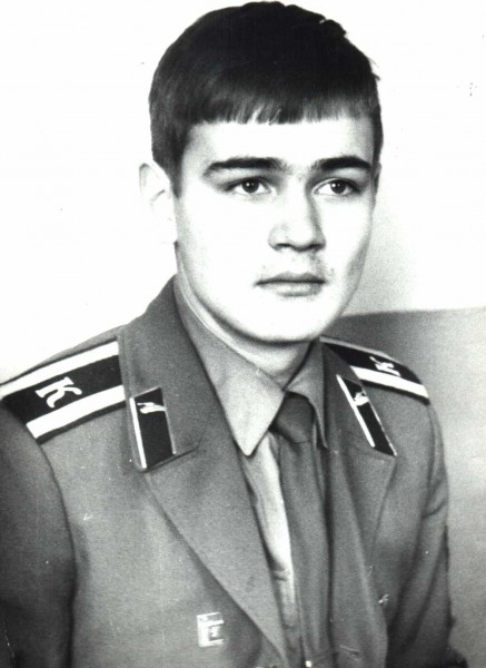 Армия курсант