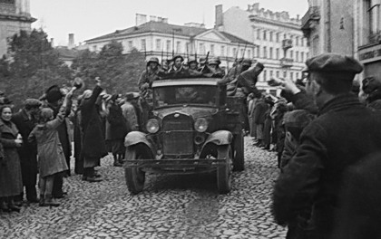 Литва 1940 армия