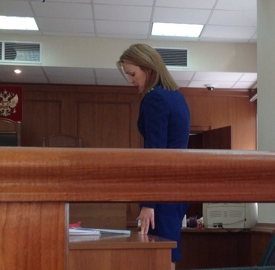 Прокурор выступление