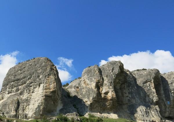 Бахчисарай Горы