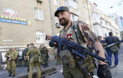 Луганск ополчение