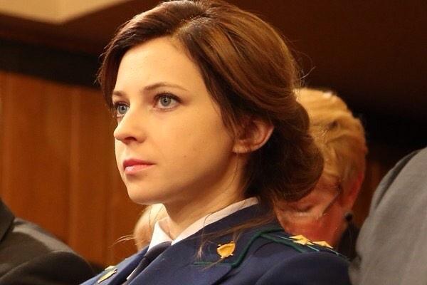 Прокурор Крыма.Новая прическа