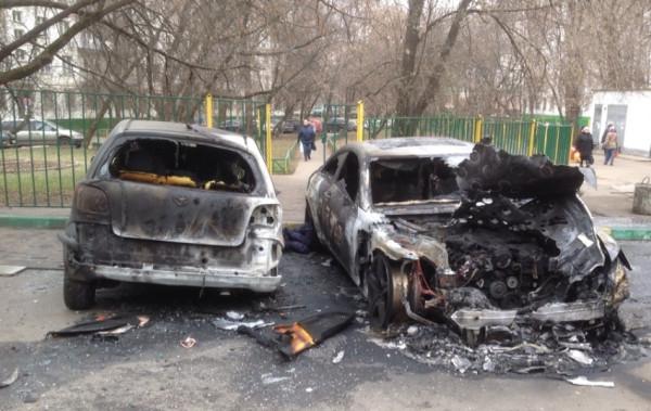 Авто в огне 2