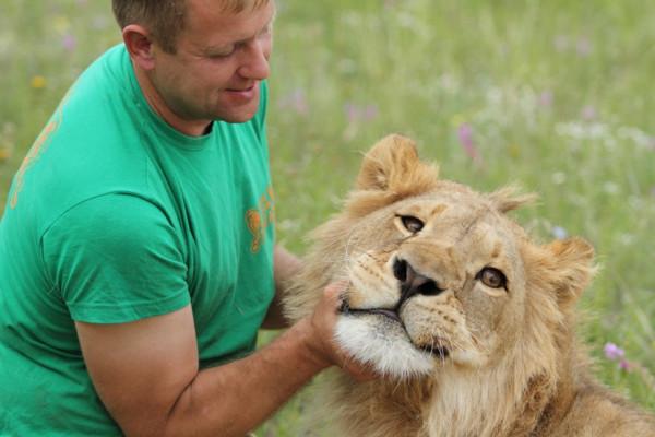 Олег и лев 4