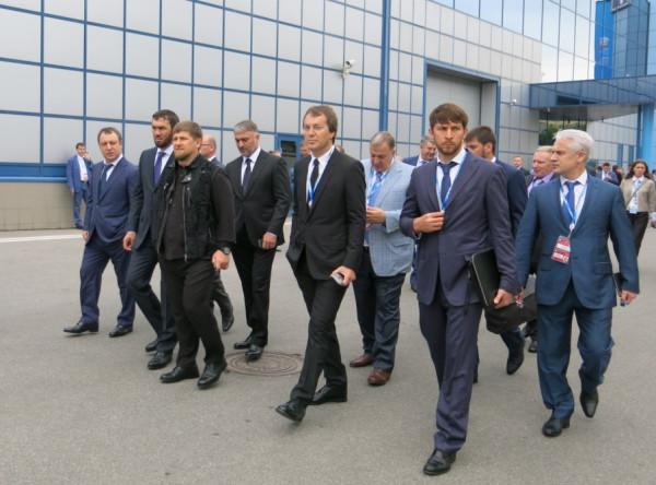 Кадыров и К