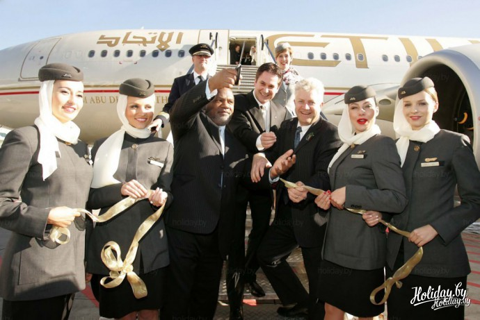 Etihad Airways (ОАЭ)