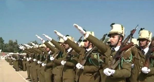 Выпуск в Военной академии