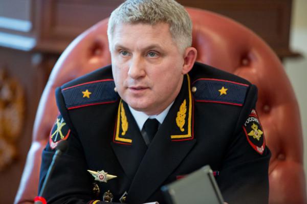 Генерал Никитин