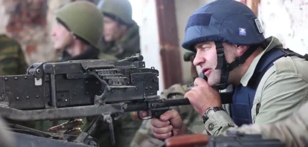 ПОРОЧЕНКОВ на Донбассе