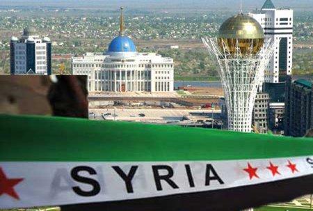Перговоры по СИрии