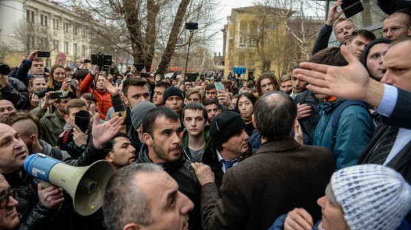 Навальный в Волгограде 3