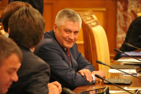 Министр Колокольцев