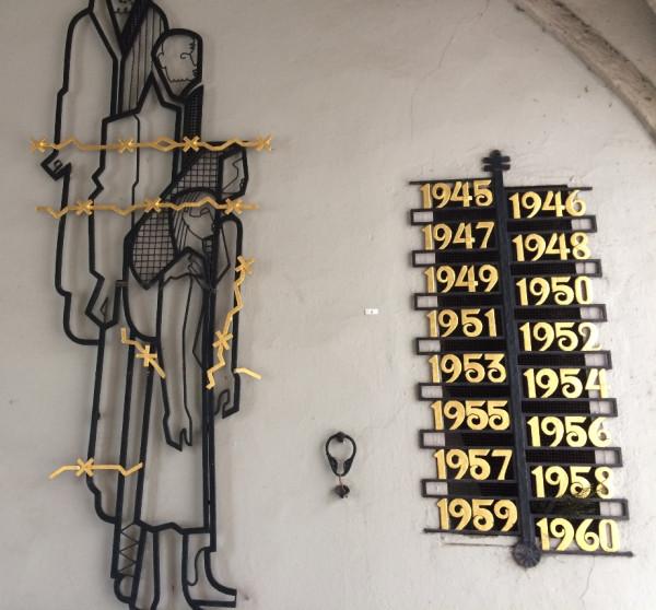 Памятник вернувшися из плена 2