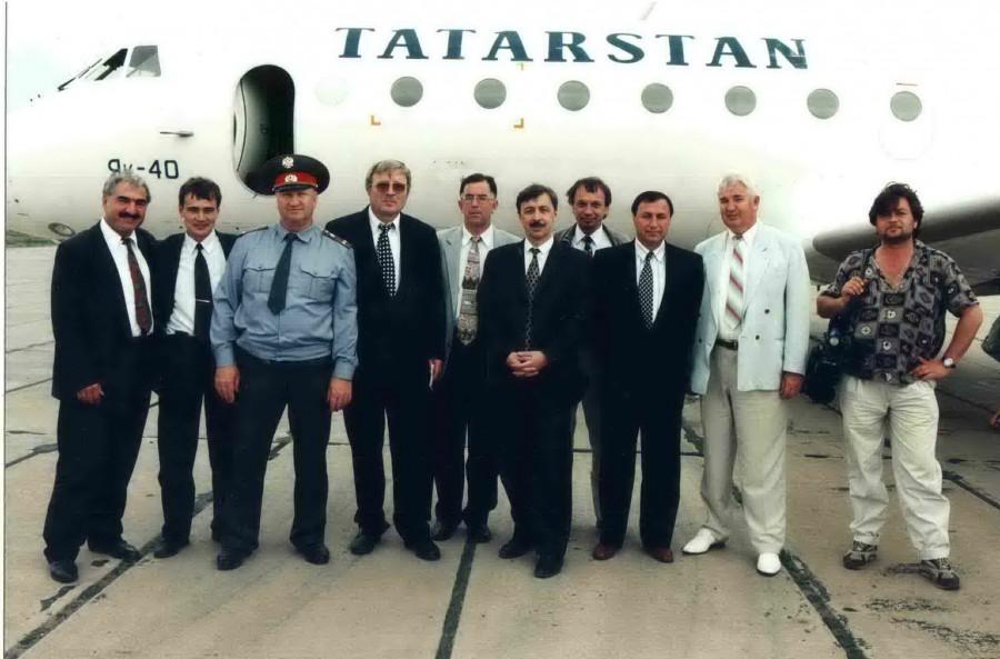Бикбов в Чечне