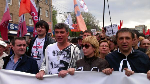 6 мая 2012 Марш