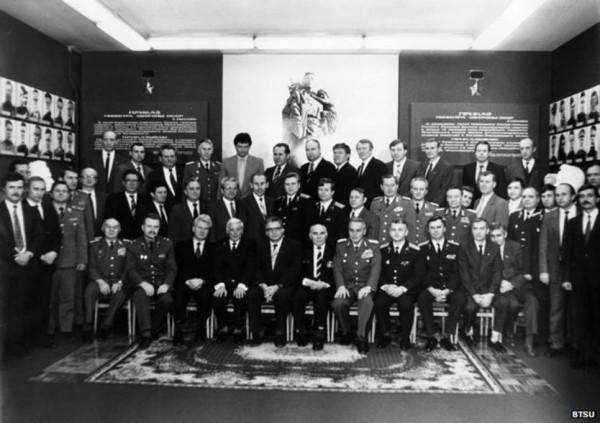 Отдел КГБ в Дрездене