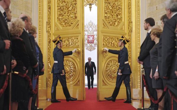 Путин 7 мая 2012 1