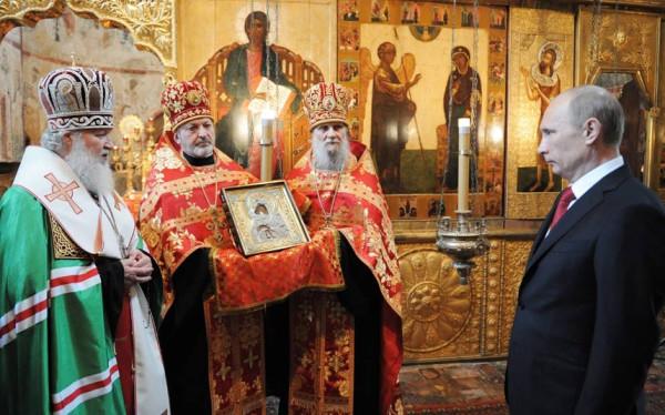 Путин 7 мая 2012 2