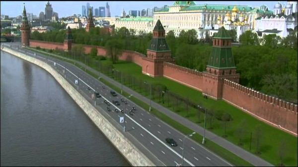 Путин 7 мая 2012 Москва