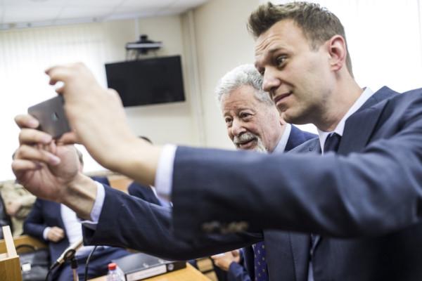 Навальный и Падва