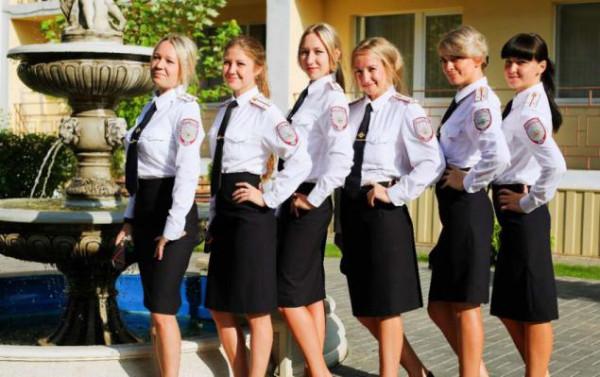 Полиционерки 3