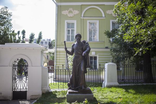 Грозный в Москве