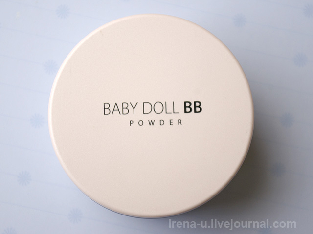 Пудра для лица Tony Moly Baby Doll BB Powder #2 обзор