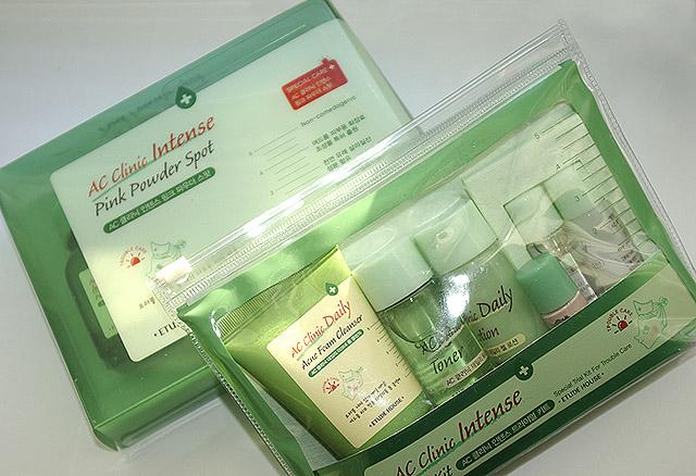 Etude House AC Clinic Trial Kit отзывы