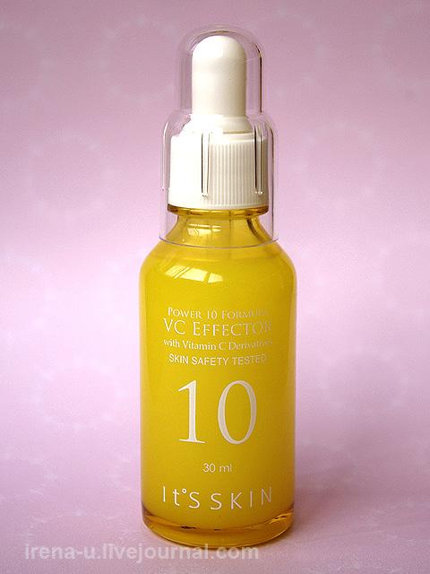 Сыворотка с витамином С — It's Skin Power 10 Formula VC Effector