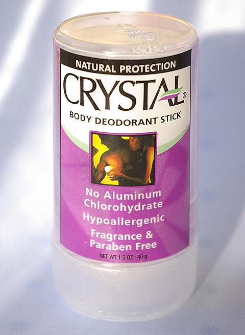 Натуральный дезодорант-кристалл Crystal Body Deodorant