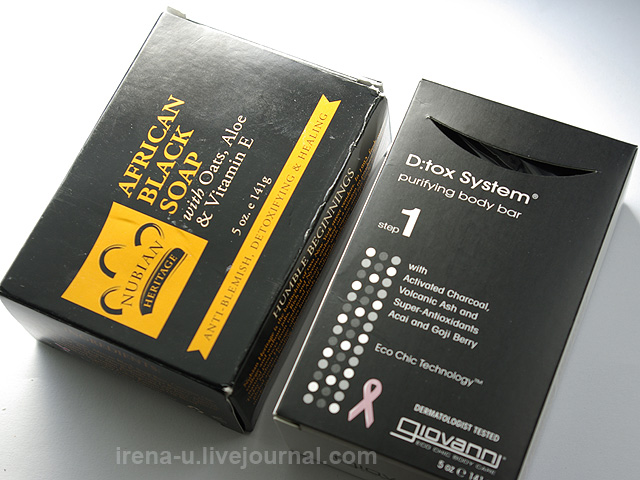 Nubian Heritage, African Black Soap Bar отзывы Giovanni, D:tox System, Purifying Body Bar отзывы