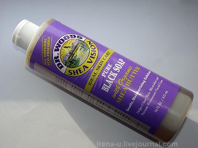 Dr. Woods, Shea Vision, Pure Black Soap  отзывы
