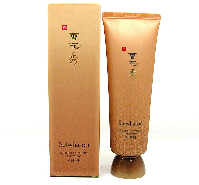 Ночная маска Sulwhasoo Overnight Vitalizing Treatment отзыв