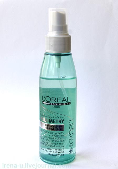 спрей для прикорневого объема волос отзывы