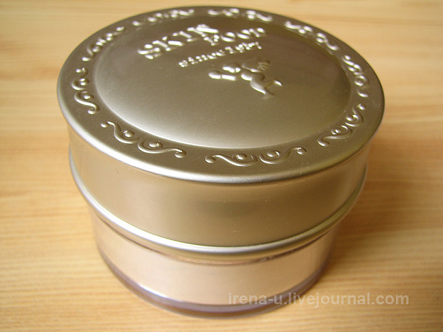 SKIN FOOD Buckwheat Loose Powder #10 Transparent