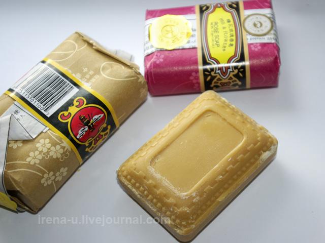 Superior Trading Company и Bee & Flower мыло отзывы