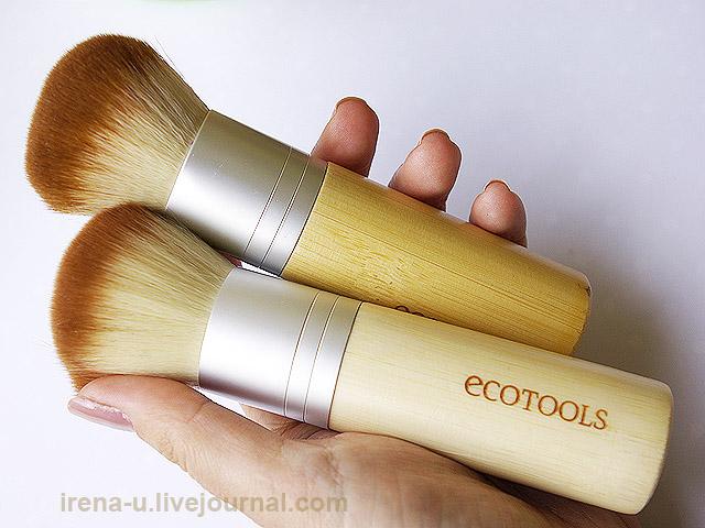 Кисть EcoTools отзывы