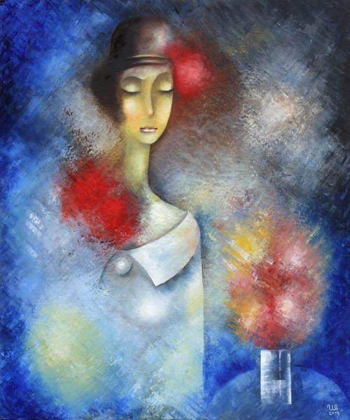 В жж у меня появился новый друг - прекрасный художник евгений иванов