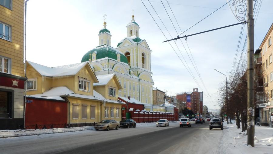 Улица Храм