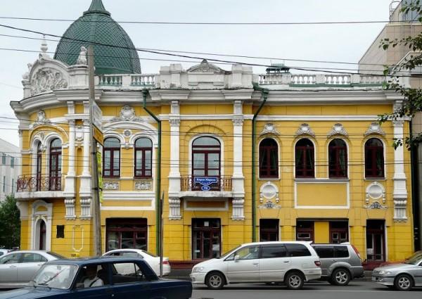Дом Зельмановича