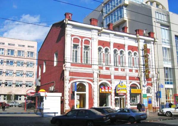 Дом Ставровского 1904-1909г)
