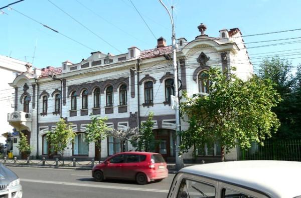 Дом Кохановской