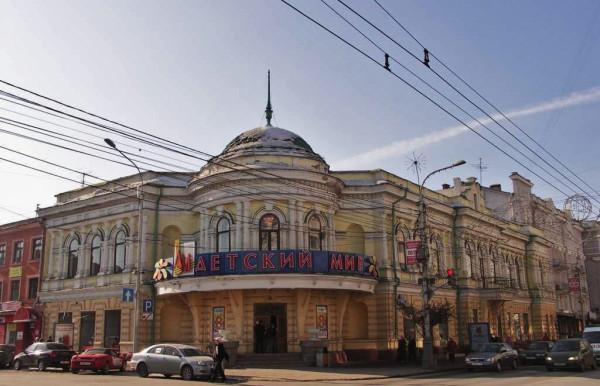 Гадаловский дом
