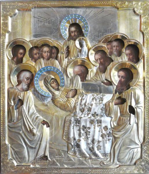 Успение Пресвятой Богородицы  1