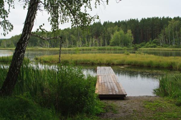 Озеро Перово