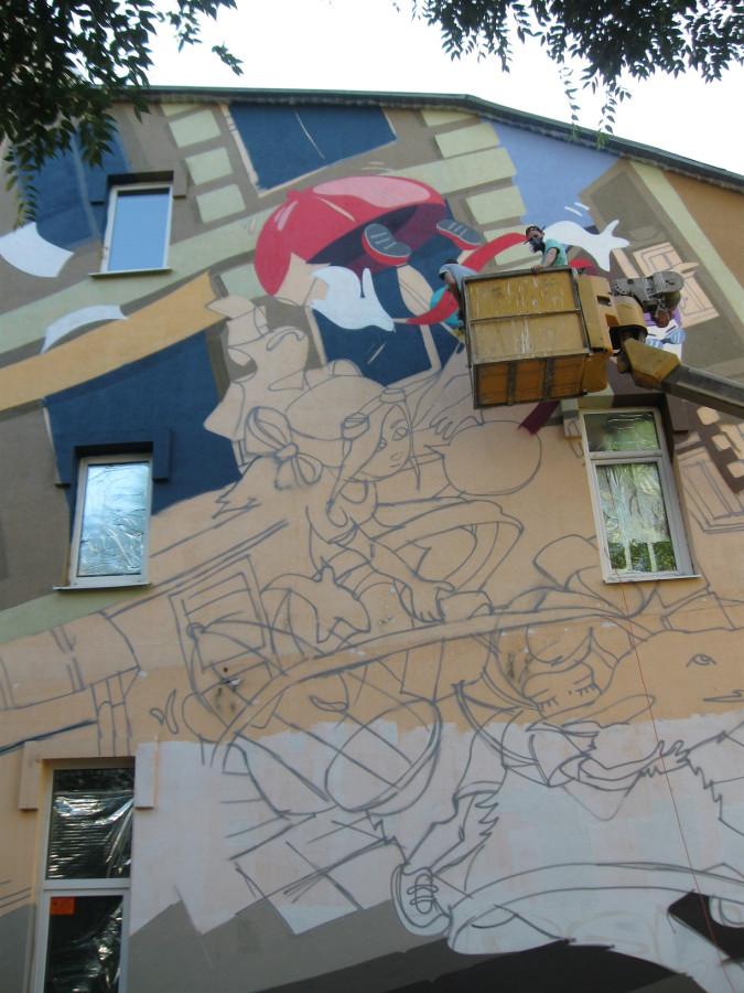 Граффити 003